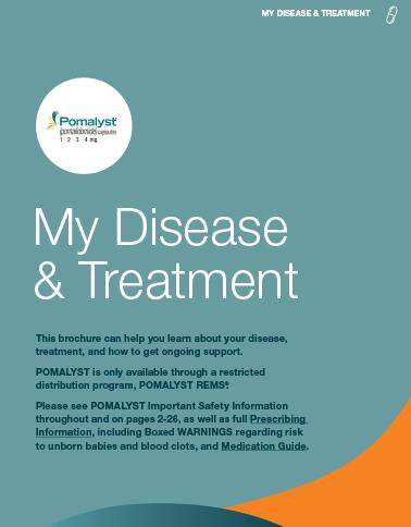 My Disease & Treatment